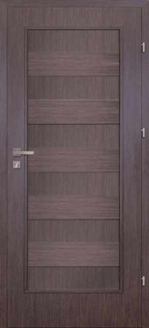Врата Leto- плътна
